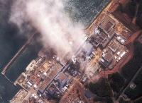 Fukushima Explosions from Air