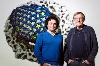 Klaus Schulten and Juan Perilla, University of Illinois at Urbana-Champaign