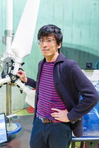 Katsutoshi Shirasawa, Okinawa Institute of Science and Technology (OIST) Graduate University
