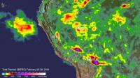 NASA's IMERG Measures Flooding Rainfall in Peru