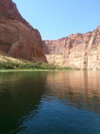 Colorado River, Lees Ferry, Arizona