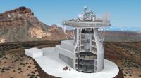 3-D Model of the European Solar Telescope