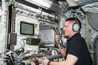 Kjell Lindgren, NASA/Johnson Space Center