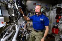 Tim Kopra, NASA/Johnson Space Center