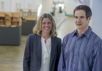 Colleen Casey and Stephen Mattingly, University of Texas at Arlington