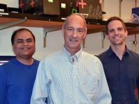 Sunil Kurian, Daniel Salomon, and Brian Modena