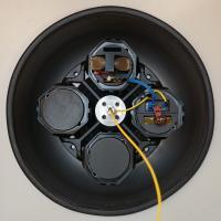 Miniaturized Centrifuge Force Microscope (CFM) design