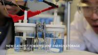 Splitting Water for Green Energy Storage