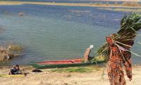 Marsh Woman