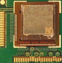 JUNGFRAU-0.4 Chip