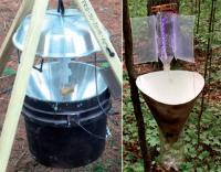 A Cheaper, Lighter Moth Trap