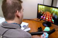 Man Uses Own Brainwaves to Retrain Paralyzed Hand