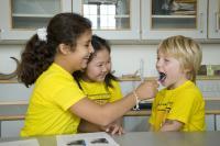 Danish Children in Taste Experiments