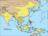 The Geographic Distribution of Japanese Encephalitis