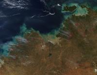 Bushfires in Western Australia and the Northwest Territory
