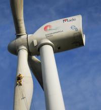 Wind Turbine, Galapagos