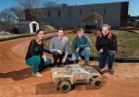 Autonomous Vehicle Students
