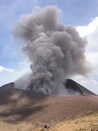 The Tilca Volcano