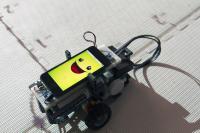 Quinn, the rTAG's Robot