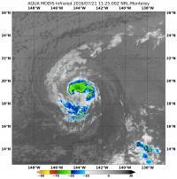 MODIS Image of Darby