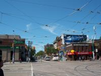 Toronto's Streetcar Tracks