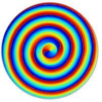 Vortex Laser (Closeup View)