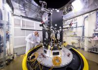 Solar Probe Plus is Prepared for Testing