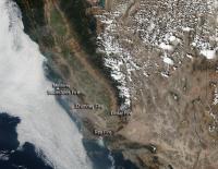 Four Fires Plague Southern California