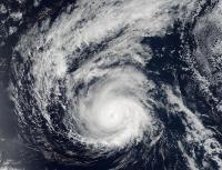 NASA Satellite Catches Major Hurricane Madeline as Hawaii Braces
