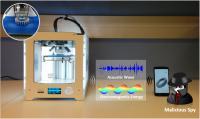 Smartphone Hacks 3-D Printer