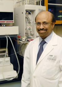 Dr. Puttaswamy Manjunath, University of Montreal