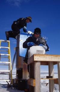 Greenland Ice Study