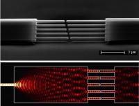 Multiplexing of Nanocantilever Arrays