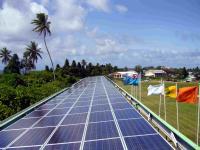 Solar System in Tuvalu