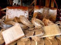 Market in Brazzaville, Congo