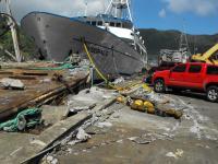 Shipyard Destruction