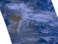 NASA Visible Image of Bongani
