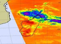 Bongani in NASA's Infrared