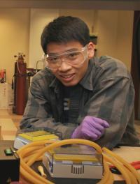 Albert Hung, University of California - San Diego