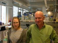 Didier Trono, Helen Rowe, Ecole Polytechnique F�d�rale de Lausanne