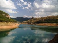 Reservoir Basin Tranco Segura