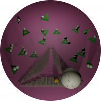 Silver DNA Origami