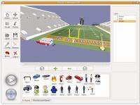 SportEvac Simulation