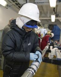 Saiko Sugisaki, Integrated Ocean Drilling Program Management International