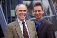 Dr. Thomas Hollstein and Dr. Bernhard Blug, Fraunhofer-Gesellschaft