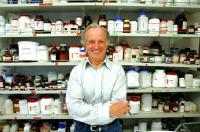 Nobel Laureate Mario Capecchi, University of Utah
