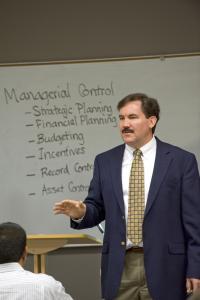 Professor Douglas E. Stevens, Florida State University