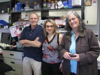 Jerry Kaplan, Ivana De Domenico and Diane Ward, University of Utah