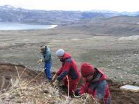 Ellesmere Island Paleontology Dig
