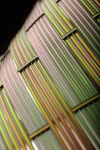 Acoustic Fibers